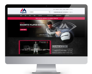 Majestic Player Series Microsite