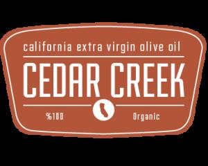 Cedar Creek Olive Oil