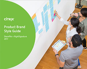 ShareFile Brand Guidelines